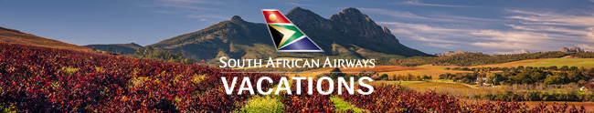South African Airways Vacations
